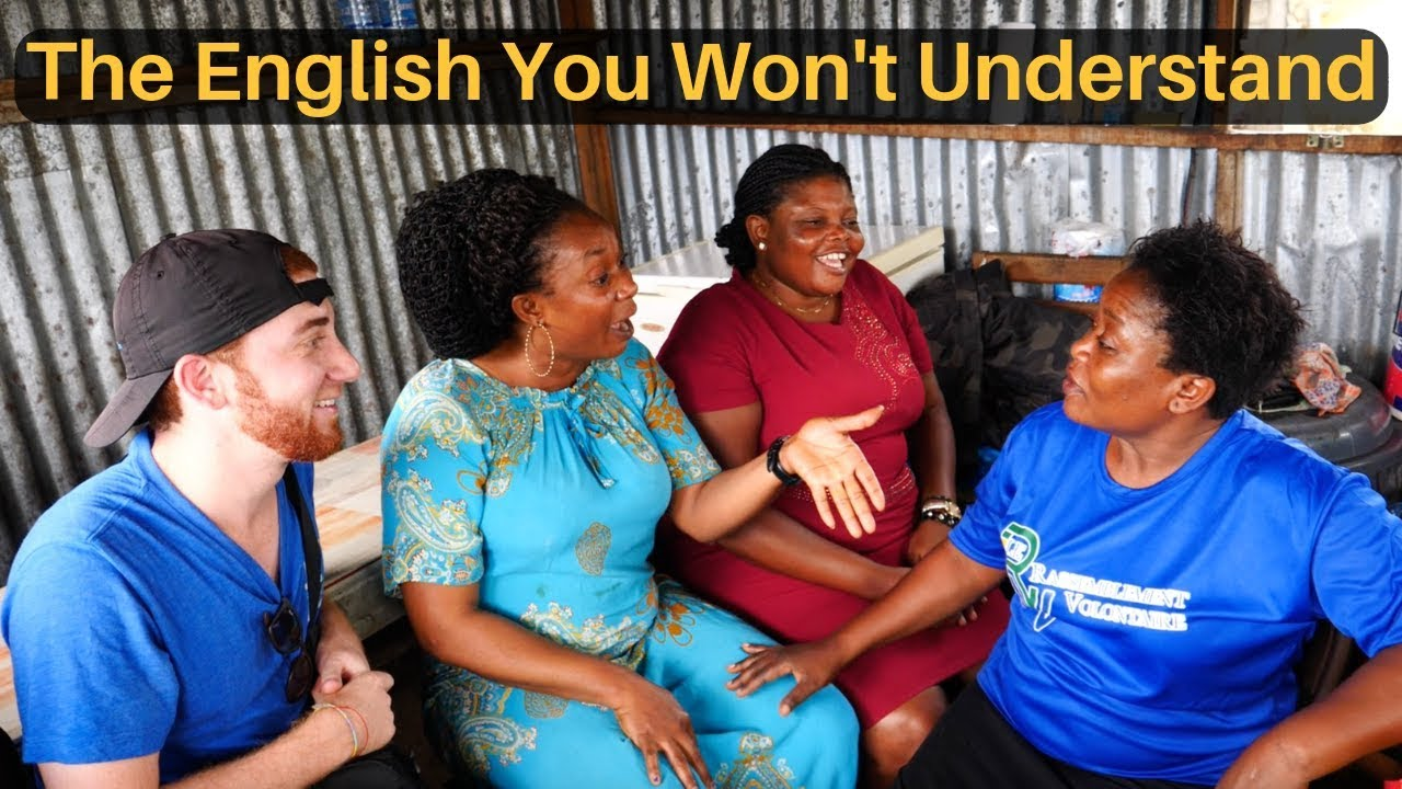 The English You Won't Understand    (PIDGIN ENGLISH)