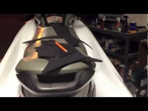 WaveRunner Hydro Turf Mat Replacement