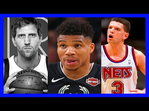 Best European Players in NBA History