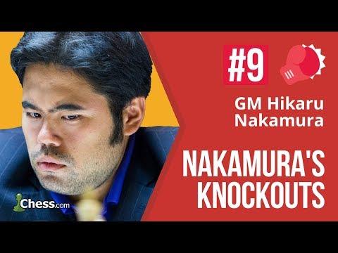 Nakamura's Knockouts: 31 Blitz Chess Wins!