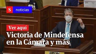 Semana Noticias: Colombia vs. Chile, la victoria de Mindefensa en la Cámara y más   Octubre 13