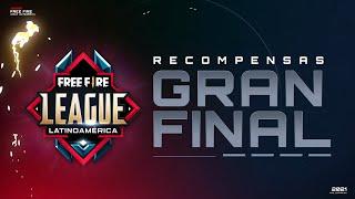 MASCOTA GRATIS Y MAS EN LA FREE FIRE LEAGUE - ¡Todas las recompensas! | Garena Free Fire