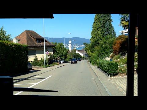 AZZK Zürich Zollikon Küsnacht | Linie 916: Küsnacht, Allmend - Zürich, Bellevue | MB Citaro C2