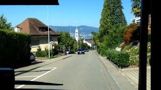 Gambar cover AZZK Zürich Zollikon Küsnacht   Linie 916: Küsnacht, Allmend - Zürich, Bellevue   MB Citaro C2