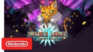 Hunter's Legacy: Purrfect Edition - Launch Trailer - Nintendo Switch