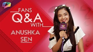 Anushka Sen Answers Fan Questions With India Forums | EXCLUSIVE