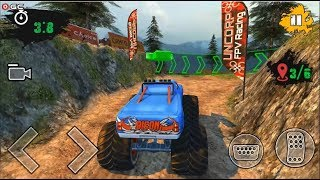 Monster Truck - Monster Truck Games 2019 - 4x4 Big Truck Driver - Android gameplay FHD #2