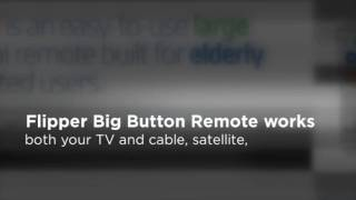 big button remote | Amanda Mills