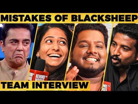 Black Sheep's Open Challenge to Bigg Boss   Kamal Haasan   Vigneshkanth