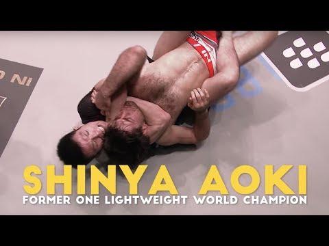 ONE Highlights | Shinya Aoki's Grappling Genius