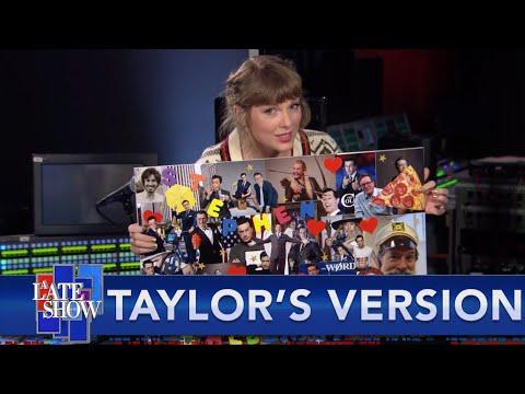 Taylor Swift's Mood Board Proves