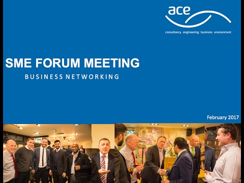 ACE SME Forum - Business Networking
