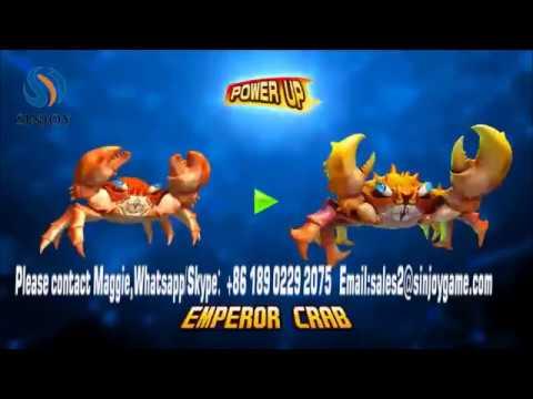 High profit ocean king 3 turtles revenge fishing game for Ocean king fish game
