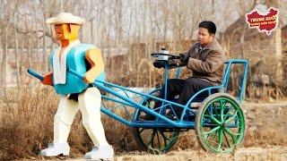 10 Siêu Phẩm Xe Cộ Tự Chế Của Nông Dân Trung Quốc | Trung Quốc Không Kiểm Duyệt