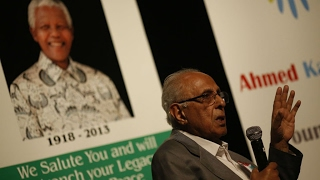 South Africa: Anti-apartheid hero Ahmed Kathrada dies aged 87