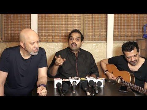 Shankar Ehsaan Loy Singing Song In Raazi Film