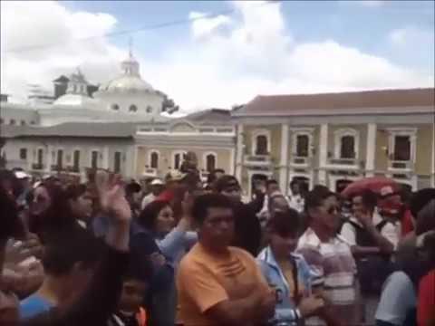 LA CONTRA De Cuenca - SHOW en QUITO