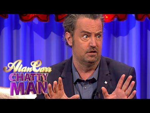 Matthew Perry  Full   Alan Carr Chatty Man