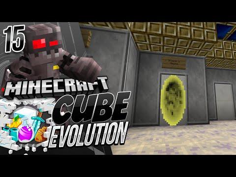 Minecraft Cube Evolution Episode 15: Hub Link