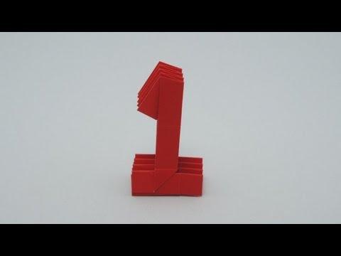 Клип 1 - Origami