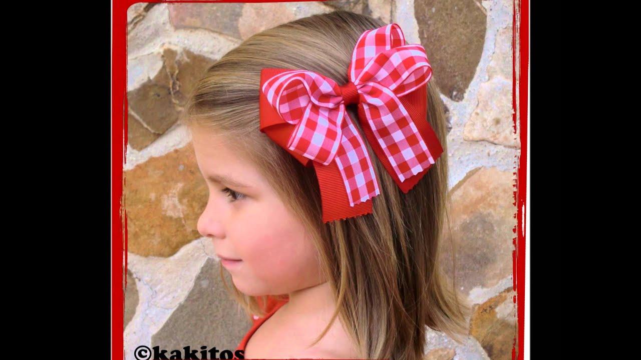Kakitos lazos y complementos para el pelo de ni as y beb s - Lazos para bebes ...