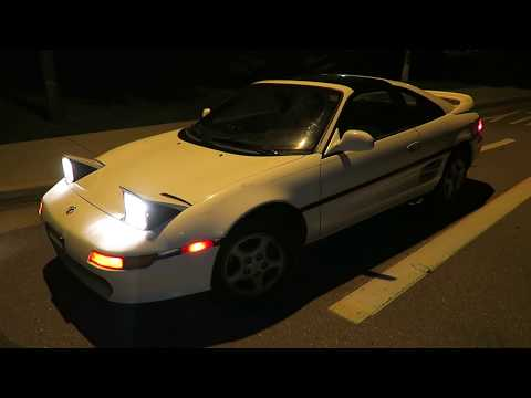 Budget K Swapped Mr2 Hits the Streets!