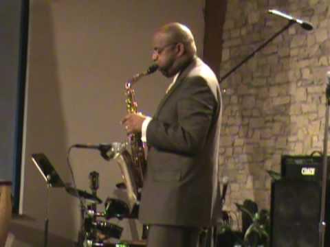 Harold Rayford - Gospel Jazz Saxophonist and Dove Award Nominee