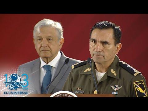 Sedena pidió regreso a México del general León Trauwitz, señalado por huachicoleo: AMLO