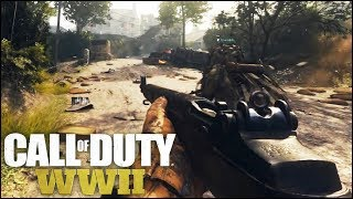 Most Unrealistic WW2 Shooter Ever? CALL OF DUTY WWII [BETA PC] - Multiplayer First Look