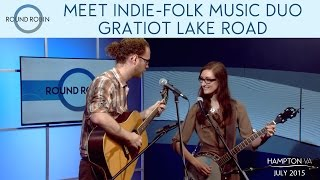 Meet indie folk music duo Gratiot Lake Road