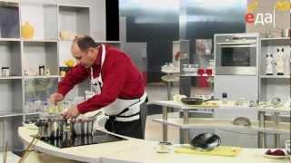 Борщ - Рецепты первых блюд (Телеканал