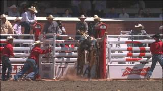 Day 8 rodeo highlight action from the Calgary Stampede -- July 11, 2014