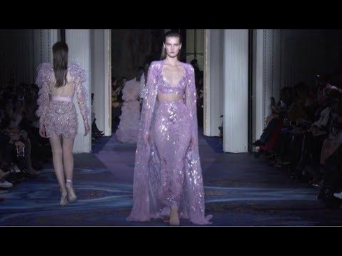 Zuhair Murad Haute Couture SpringSummer 2019 Paris