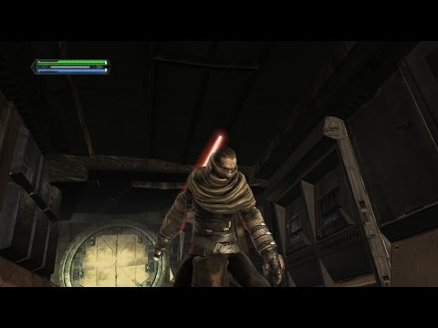 Star Wars: The Force Unleashed: Ultimate Sith Edition - Second Mission Part 1 |