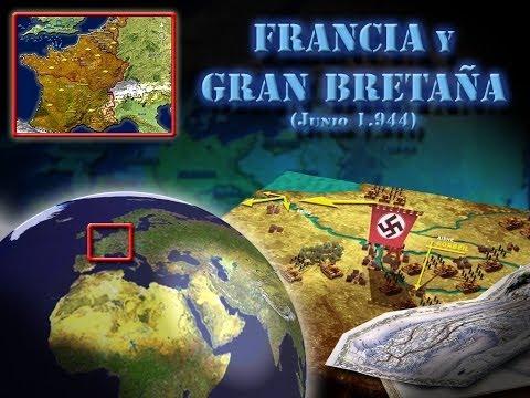 Francia y Gran Bretaña - La fortaleza de Hitler - parte 2