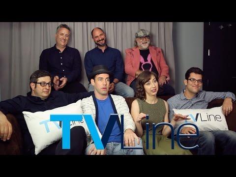 """Bob's Burgers"" Interview at Comic-Con 2015 - TVLine"