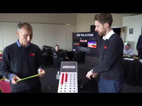 Third Round Draw | Matchroom.Live British Open