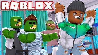 *NEW* ESCAPE THE ZOMBIE ASYLUM IN ROBLOX