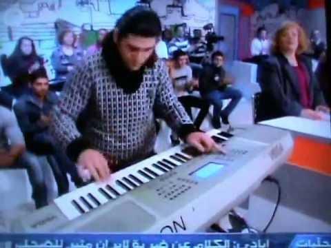The Best keyboard Player In The World (Samer Bou Khazaa) Guinness World Records