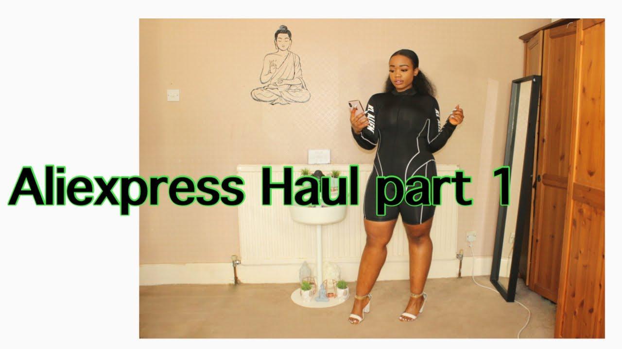 Aliexpress Haul 2019 *CURVY GIRL FRIENDLY*