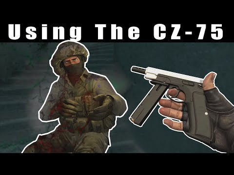 "CSGO (An ""Informative"" Guide On The CZ-75)"
