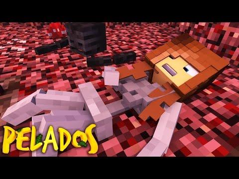 Minecraft: PELADOS! - #150 OSSOS DA BIBI!!