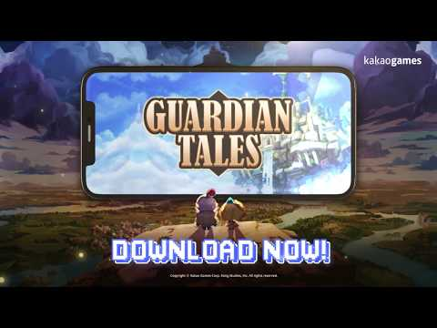 [Guardian Tales] Official Store Trailer