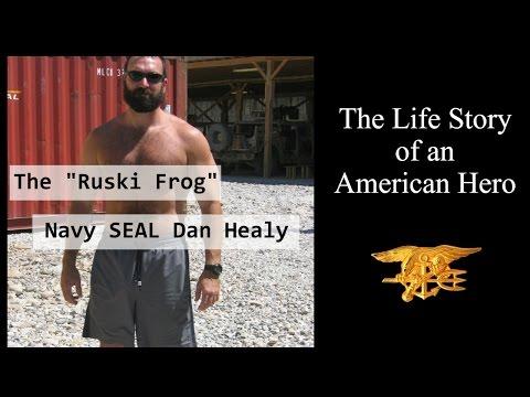 Daniel Richard Healy, Senior Chief Navy SEAL