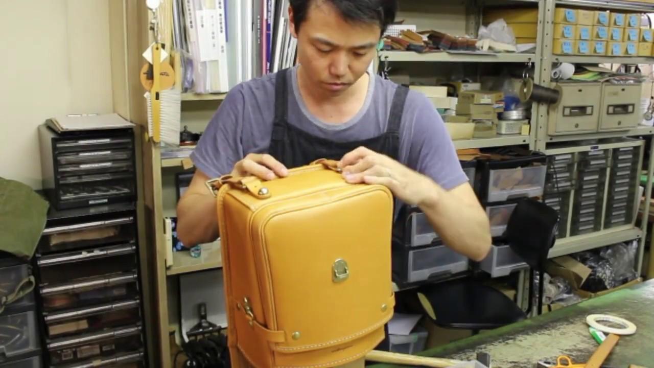 analogico - handmade leather bags