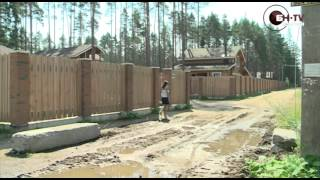 Поселок Рощино: дом и дача -- два в одном