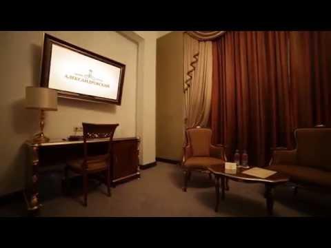 "Гранд-отель ""Александровский"" г.Владикавказ Hotel Aleksandrovski promotional video"
