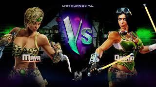 Xbox One X Enhanced - Killer Instinct | 37 Minutes Of Gameplay  2160p 60fps