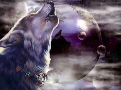 Medicine Wolf - Shamanic Music, Native American Music - YouTube