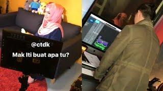 Merdu! Datuk Siti Nurhaliza rakam lagu untuk Didi & Friends